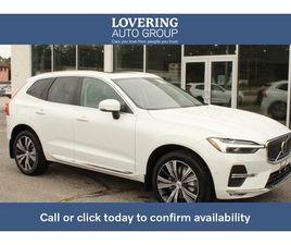 BRAND NEW WHITE COLOR 2022 VOLVO XC60 B5 INSCRIPTION FOR SALE IN CONCORD, NH 03301. VIN IS