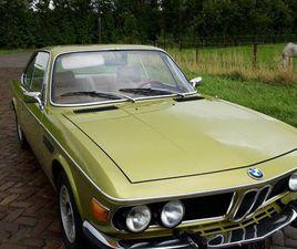 SELTENER BMW 2.5 CS E9 1975