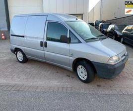FIAT SCUDO 1.9 D EL UIT 14-01-2002 AANGEBODEN DOOR AUTOCENTRUM LUKAS