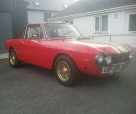LANCIA FULVIA 1.3S RACE ,RALLY ,TRACK CAR UNFINISHED