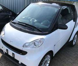 SMART FORTWO COUPE SOFTOUCH PASSION SERVOLENKUNG