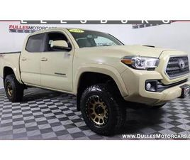 TRD SPORT DOUBLE CAB 5' BED V6 4WD AUTOMATIC