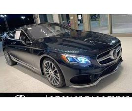 S 560 COUPE 4MATIC