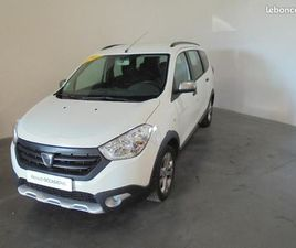 DACIA LODGY 1.2 TCE 115CH STEPWAY EURO6 5 PLACES
