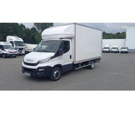 IVECO DAILY 35C16 CAISSE HAYON 160CH