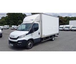 IVECO DAILY 35C16 CAISSE HAYON