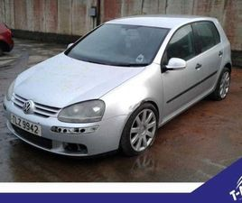 VOLKSWAGEN GOLF, 2004 BREAKING FOR PARTS FOR SALE IN ARMAGH FOR €1,234 ON DONEDEAL