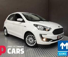 FORD KA+ ZETEC 1.2 85PS M5 4DR FOR SALE IN WATERFORD FOR €12,950 ON DONEDEAL