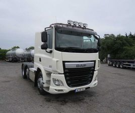 DAF 460 CF 6X2 FOR SALE IN DUBLIN FOR €UNDEFINED ON DONEDEAL