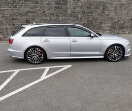 171 AUDI A6 2.0TDI SLINE BLACK EDITION ULTRA1 FOR SALE IN WESTMEATH FOR €23,000 ON DONEDEA