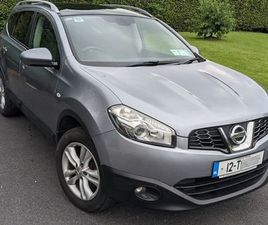 NISSAN QASHQAI+2 SVE FOR SALE IN TIPPERARY FOR €8,500 ON DONEDEAL
