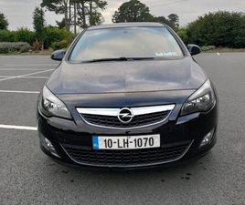 OPEL ASTRA 2L DIESEL SRI FOR SALE IN LOUTH FOR €5,900 ON DONEDEAL