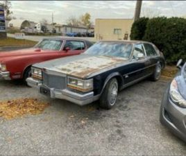 WANTED 1980 CADILLAC SEVILLE   CLASSIC CARS   GUELPH   KIJIJI