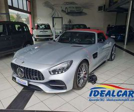 MERCEDES-BENZ AMG GT AMG GT ROADSTER 4.0 C AUTO