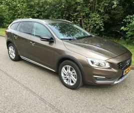 VOLVO V60 CROSS COUNTRY 2.0 D3 SUMMUM BUSINESS