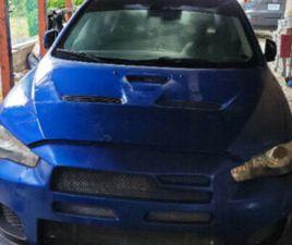 2009 MITSUBISHI LANCER RALLIART 178,000 KM   CARS & TRUCKS   CITY OF TORONTO   KIJIJI