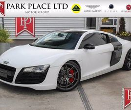 2009 AUDI R8 2DR EXOTIC SPORTSCOUPE