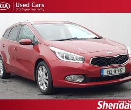 KIA CEED SW 1.6 EX 5DR FOR SALE IN WATERFORD FOR €12,950 ON DONEDEAL