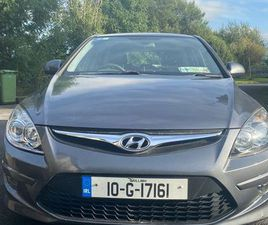 2010 HYUNDAI I30 CRDI CLASSIC FOR SALE IN MAYO FOR €2,700 ON DONEDEAL