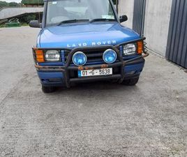 LAND ROVER DISCOVERY TD5 FOR SALE IN LONGFORD FOR €12,345 ON DONEDEAL