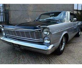 1965 FORD GALAXIE 500 5.8 1D