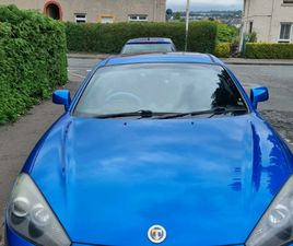 HYUNDAI TUSCANI SIII LOW MILES 89,000 AND MOT UNTIL MARCH 2022