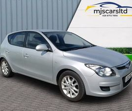 2010 HYUNDAI I30 FOR SALE IN TYRONE FOR £1,450 ON DONEDEAL