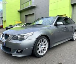 BMW SERIE 5 TOURING E61 520D 163CH PACK M