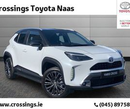 TOYOTA YARIS BRAND NEW YARIS CROSS 1.5 SOL HYBRI FOR SALE IN KILDARE FOR €28,410 ON DONEDE