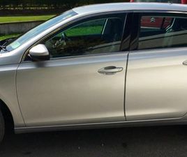 PEUGEOT 308 ALLURE 130 AUTO FOR SALE IN WEXFORD FOR €11,750 ON DONEDEAL