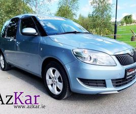 SKODA ROOMSTER, 2014, 1.2 TSI SE 85BHP FOR SALE IN WATERFORD FOR €8,995 ON DONEDEAL