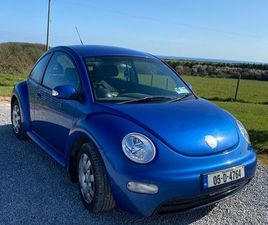 VOLKSWAGEN BEETLE 1.4 PETROL FOR SALE IN CORK FOR €2,250 ON DONEDEAL