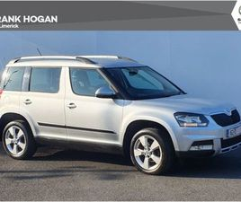 SKODA YETI OUTDOOR 2.0TDI CALL CORMAC ON 08617361 FOR SALE IN LIMERICK FOR €16,900 ON DONE