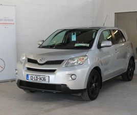 TOYOTA URBAN CRUISER, 2012, NCT 11/22 FOR SALE IN CORK FOR €8,995 ON DONEDEAL