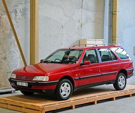 1995 – PEUGEOT 405 GTX BREAK - 3000 KM