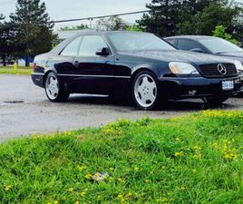 ****MERCEDES BENZ W140 COUPE 1995 MINT CONDITION ****   CLASSIC CARS   CITY OF TORONTO   K