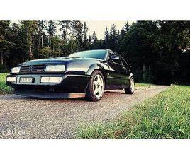 SCHÖNER VW CORRADO VR6 LEDER SCHWARZ RECARO