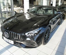 MERCEDES-BENZ AMG GT ROADSTER NIGHT EDITION