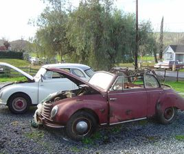 1953 DKW F91 FOR SALE