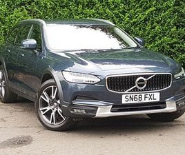 VOLVO V90 2.0 D4 CROSS COUNTRY PRO 5DR AWD GEARTRONIC