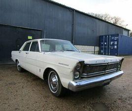 1965 FORD GALAXIE 500 352
