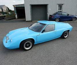 1969 LOTUS EUROPA S2 TYPE 65