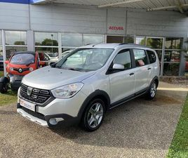 1.2 TCE 115CH STEPWAY 7 PLACES