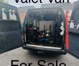 MOBILE VALET VAN