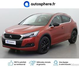DS 4 DS4 CROSSBACK BLUEHDI 180 SPORT CHIC S&S EAT6