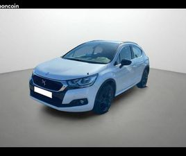 DS DS 4 CROSSBACK BLUEHDI 180 BE CHIC S&S EAT6