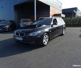 BMW SÉRIE 5 E60 LCI 520D EXCELLIS