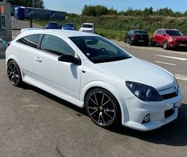 OPEL ASTRA H OPC NURBURGRING EDITION