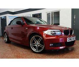 BMW 1 SERIES 2.0 118D SPORT PLUS EDITION AUTO 2DR