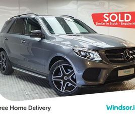 MERCEDES-BENZ GLE GLE 250D AMG NIGHT EDITION GLE2 FOR SALE IN DUBLIN FOR €56,906 ON DONEDE